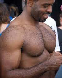 Hairy black men blog
