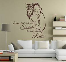 horse horse art decal horse inspirational vinyl by signjunkies on horse wall art decal with horse wall decal horse decal horse decor horse art horse wall