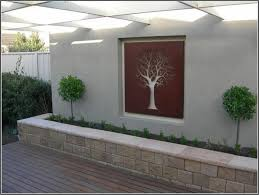 extravagant garden wall decor outdoor i m a g n c decoration idea for good large outside art metal on decorative
