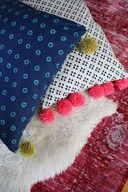 floor pillows diy. DIY Pillows And Fun Pillow Projects - PompomOversized Floor Tutorial Creative, Decorative Diy