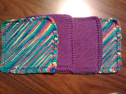 Grandmothers Dishcloth Pattern