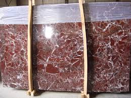 imported rosso lepanto marble stone red marble slab