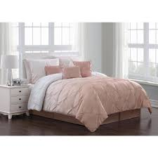 undefined bergen ombre 7 piece blush king comforter set