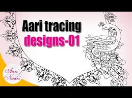 aari neck designs01 aari tracing designs book zari work tracing designs tracing neck designs