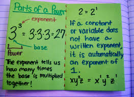 exponent rules page 1 and page 2