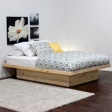 cozy full size platform bed with drawers modern twin bedding also