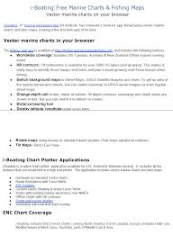 I Boating Free Marine Charts Fishing Maps Android 2 You