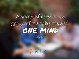 Team Success Quotes Enchanting 48 Marketing Teamwork Quotes