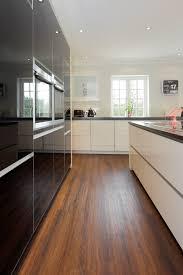 Karndean Kitchen Flooring Family Kitchen In Farnham Surrey Hampshire Kitchens