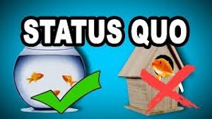 learn english words status quo