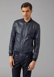 matt leather jacket
