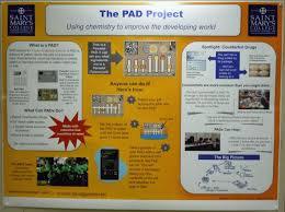 research opportunities saint mary s college notre dame in the pad projects using chemistry to improve the developing world