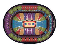 Detroit Pistons Seating Chart Little Caesars Arena Detroit Pistons Arena Seating Chart Prosvsgijoes Org