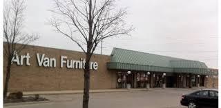 Art Van Furniture Store in Burton Mich