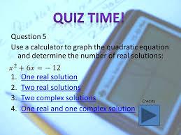 question 4 solve the following quadratic equation for x using the quadratic formula 3x 2