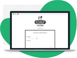 Customer Injury Incident Report Template Formstack