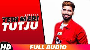 teri meri tutju audio song shivjot latest punjabi songs 2018 sd records