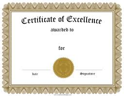 Certificate Of A Certificate Appreciation Example Fresh Of