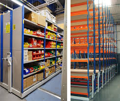 roller racking for heavy duty storage movable work shelving industrial mobile racking