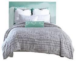 amy sia artisan twin grey duvet cover contemporary kids bedding