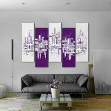 original abstract painting 41x64 quot