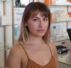 artist to many celebrities laura mercier natural look deni loves the clean look around her eyes thanks to eye laura mercier cosmetics