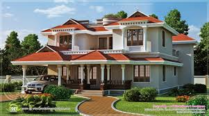 home design beautiful home exterior in square feet kerala home