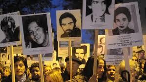Resultado de imagen para dictadura en uruguay desaparecidos