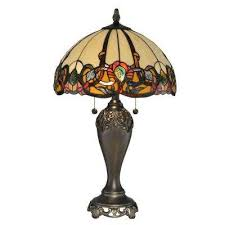 27 in northlake antique bronze table lamp