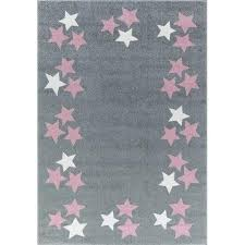 kids rug happy rugs silver gray pink and grey white