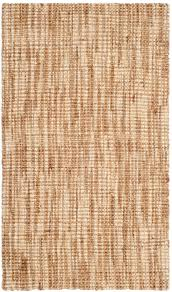 safavieh natural fiber jute natural cream area rugs