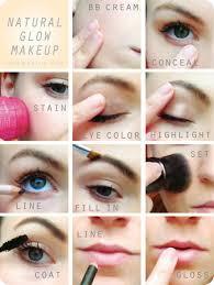 natural glow makeup