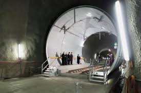 The world's longest rail tunnel took 17 years to build—and it cuts ...
