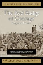 the red badge of courage paperback stephen crane mary reichardt the red badge of courage zoom