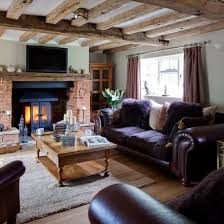 Country Living Rooms Best Decorating
