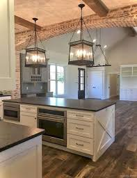 Best Rustic Farmhouse Kitchen Cabinet Makeover Ideas 12