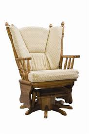 swivel and rocking chairs. Amish Virginia Gliding Swivel Rocking Chair And Chairs DutchCrafters