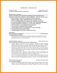 11 Visual Merchandising Resume Job Apply Form
