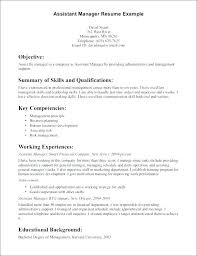 Assistant Manager Resume Sample Similar Resumes Assistant Property
