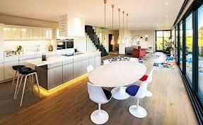 Open Plan Kitchen Living Room Ideas 20 Best Small Open Plan Inside Contemporary Open Plan Kitchen Living Room