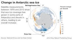 antarctic ice sheet growing does antarctic sea ice growth negate global warming theory watts