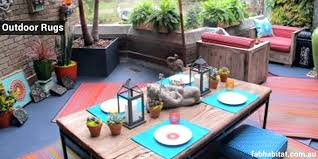 fab habitat area rugs coffee tables polypropylene outdoor mats mad recycled earth turquoise rug fab habitat rugs