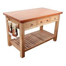 Wooden Furniture For Kitchen Find Your Easier Kitchen Activities With Kitchen Prep Table
