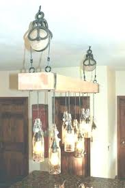 industrial chic lighting. Rustic Lighting Chandelier Fancy Industrial Chic Light Cable In Black  Pertaining To Chandelie R