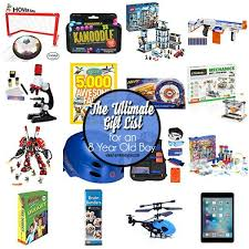 The Ultimate Gift List for an 8 Year Old Boy. Boy \u2022 Pinning Mama