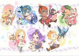 Alola's Trial Captains - Pokemon Sun and Moon   Pokemon, Pokemon alola,  Pokemon moon and sun