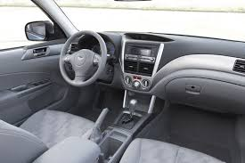 2010 subaru forester interior. Wonderful Subaru 2010 Subaru Forester 25XT Interior Picture Intended