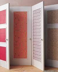 Wallpaper door, Decorating ...