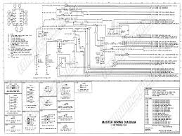 1973 1979 ford truck wiring diagrams & schematics fordification 1977 ford f150 ignition switch wiring diagram at 1979 Ford Truck Wiring Diagram