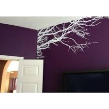 tree wall art sticker amazon hot selling wall decal tree top branches wall sticker on vinyl wall art decals trees with vinyl wall decal sticker art tree top branches home decor
